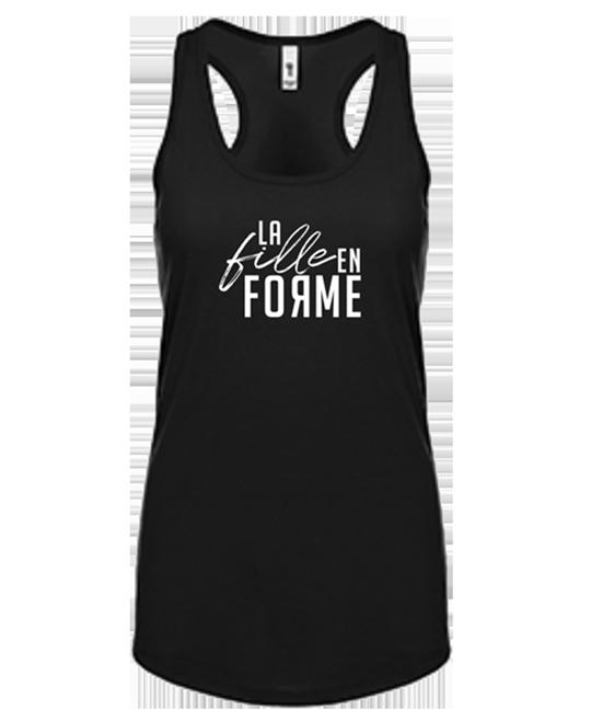 Camisole-noire_La Fille en FORME